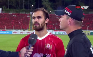 Тиаго Родригес: Няма значение дали бием с един или с 6 гола, важни са трите точки