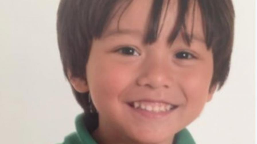 Изчезналият 7-годишен Джулиан Кадман