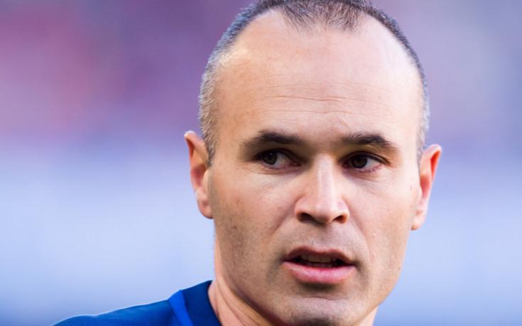 В Барселона се надяват Иниеста да е готов за Атлетико