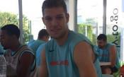 Везенков започва подготовка с Барселона