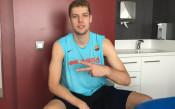 Александър Везенков за Барса: Имам добро усещане за отбора