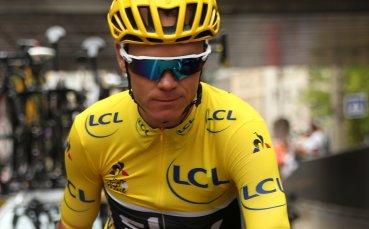 Фрум: Отлагането на Тур дьо Франс ми помогна