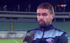 Бранеков: Камбуров ми каза, че по-скоро няма дузпа