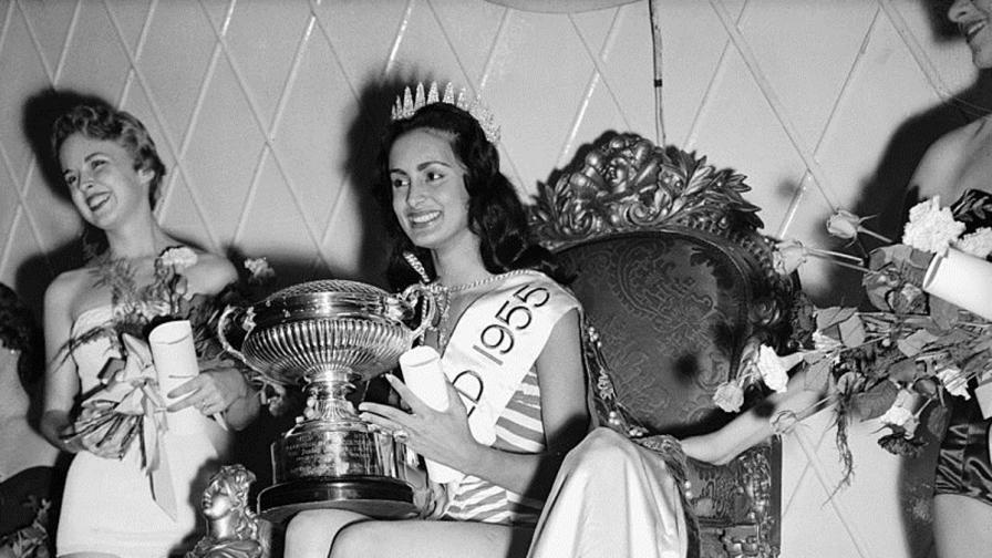 Мис Свят 1955 г. е Сусана Дуйн от Венецуела