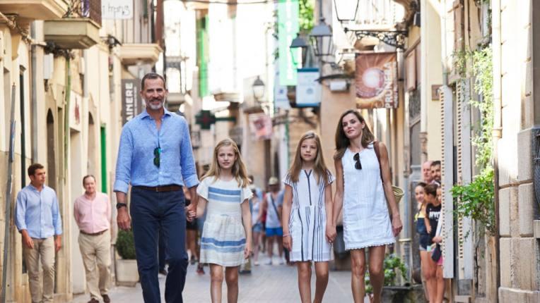 испанско кралско семейство