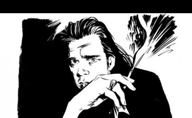 Nick Cave: Mercy On Me.