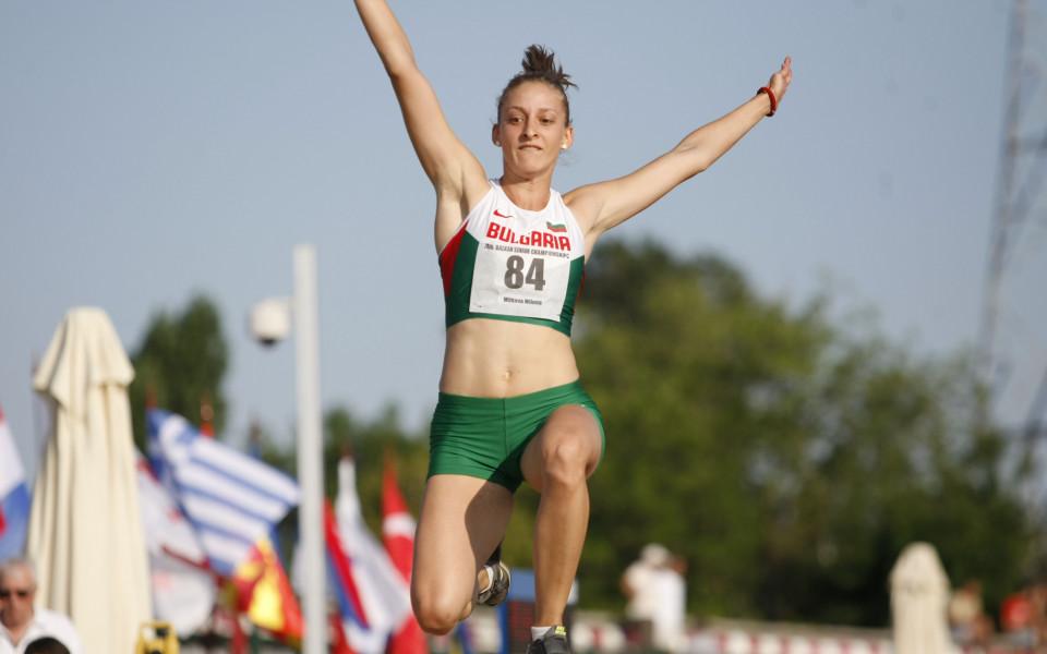 Милена Миткова с трети резултат на Универсиадата в Тайпе