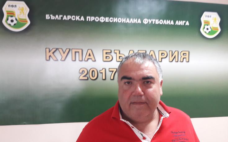Шефът на Царско село: Имаме потенциал за Първа лига!