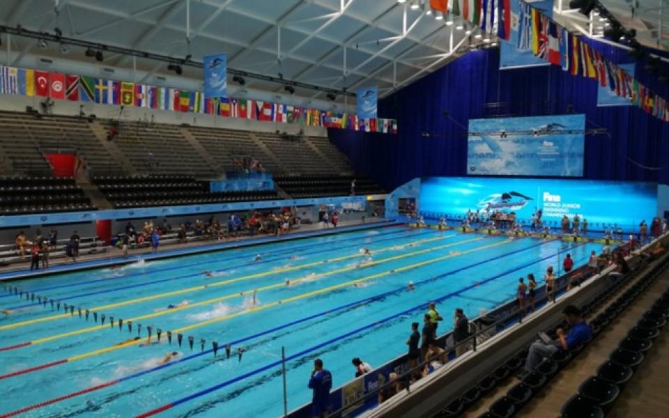 Спортни таланти с участие на Световното по плуване за юноши и девойки