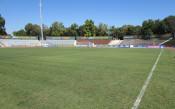 Теренът на стадиона в Русе оплешивя и се превърна в блато<strong> източник: БГНЕС</strong>