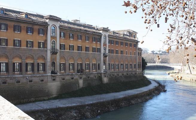 ?олница Fatebenefratelli в Рим
