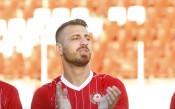 ЦСКА обжалва червения картон на капитана си
