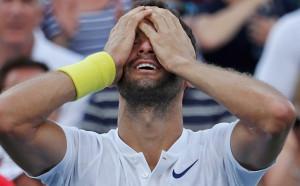 Гришо нареден сред големите разочарования на US Open