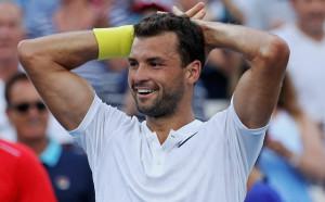 Френски тенисист се похвали, че тренира с Григор