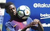 Дембеле направи първа тренировка с Барселона
