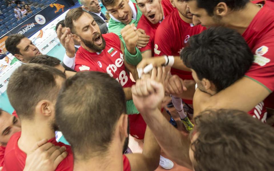 Волейболистите: Чака ни силен съперник в плейофа