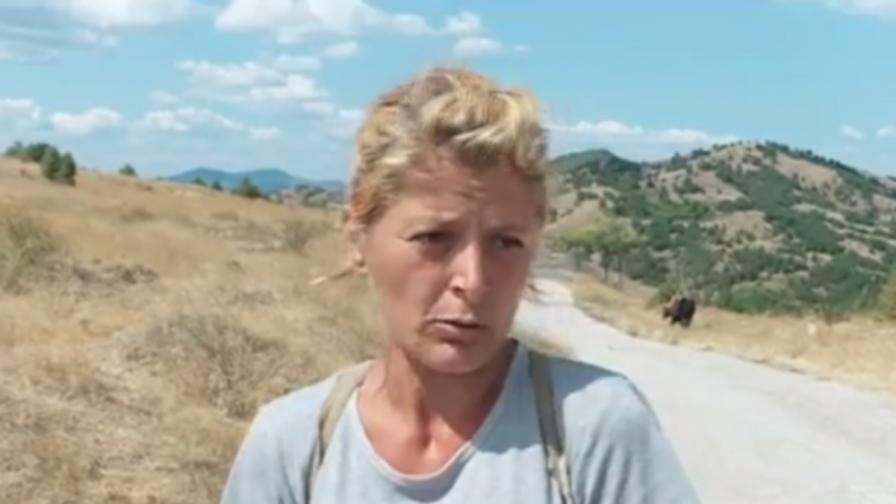 Приятелката на обвинения за пожара пастир с нова версия