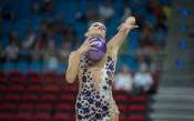 Прекрасна Владинова донесе първи медал от Световното в Пезаро