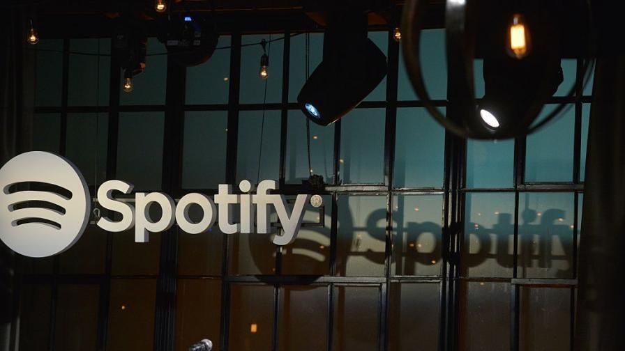 Spotify е вероятно най-популярната платформа за стрийминг на музика.