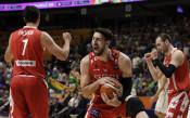 Грузия хвърли голямата изненада в първия ден на Евробаскет 2017