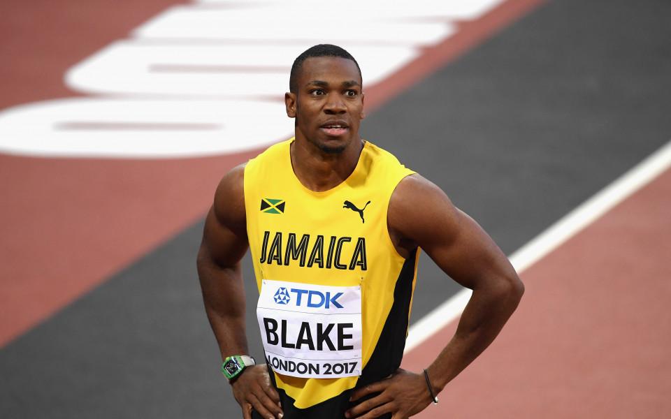 Блейк триумфира на 100 метра на финалите на Диамантената лига