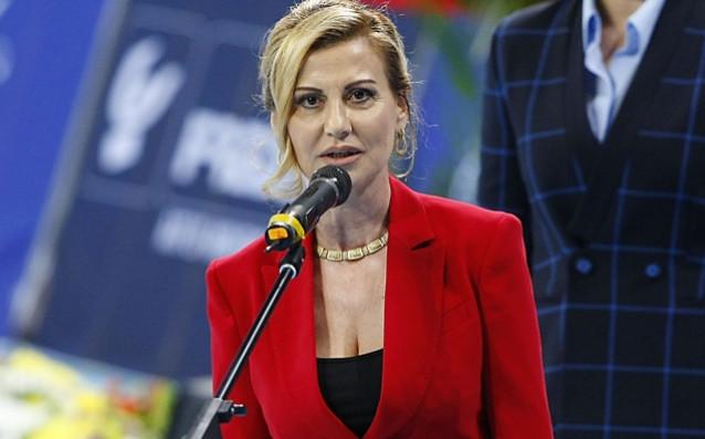 Президентът на Българската федерация по художествена гимнастика Илиана Раева изтъкна