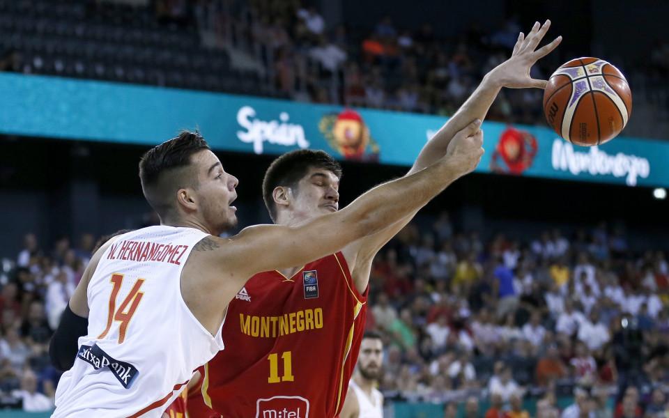 Испания тръгна ударно на Евробаскет 2017