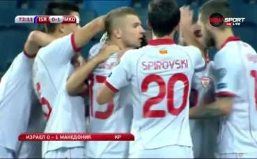 Македония и Армения с успехи в своите групи