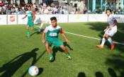 България остана в битката за топ 16 на сСетовното по футбол за бездомни хора