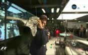 Рикардо се прояви и като оператор, грабна камера на