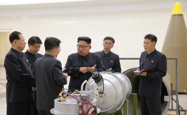 Мощен трус в Северна Корея, вероятно водородна бомба