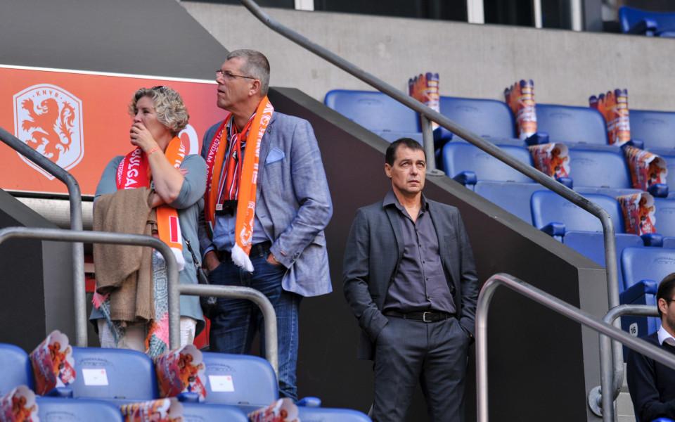 Холандия - България 3:1 (световна квалификация - снимки)