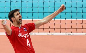 Русия с рекордна европейска титла в мъжкия волейбол