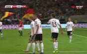 Втори за Вернер и четвърти за Германия срещу Норвегия