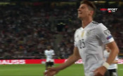 Германия няма спирка! 6:0 над клетите норвежци