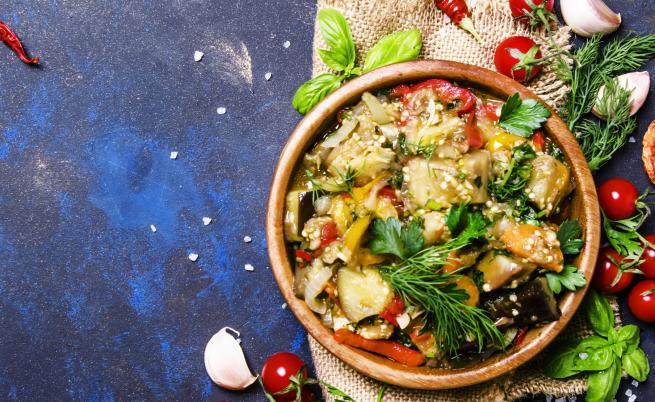 Рататуй е сред класиките на френската кухня.