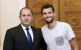 Президентът на България честити победата на големия Григор