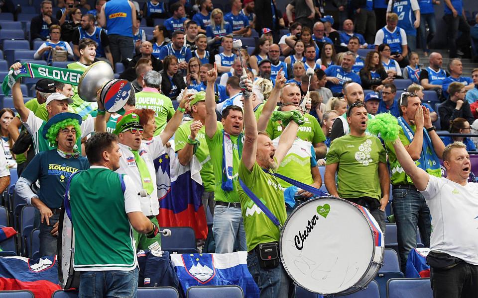 Словения и Литва изпратиха Германия и Франция един срещу друг в осминафиналите