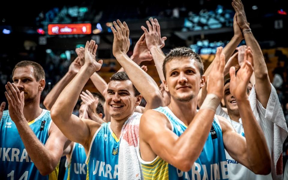 Украйна стана последният осминафиналист на Евробаскет 2017