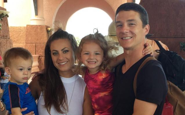 Уил Джонсън със семейството си<strong> източник: instagram.com/willjohnson4</strong>
