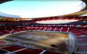 Стадионът на Атлетико<strong> източник: YouTube/Atletico de Madrid</strong>