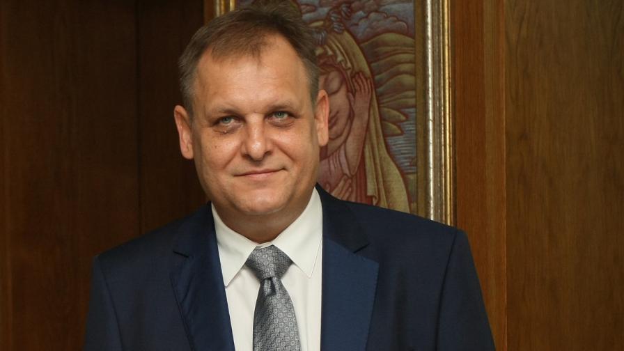 Новият председател на ВАС Георги Чолаков