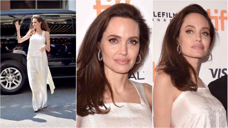 Бяла, красива и преодоляла трудностите: Анджелина Джоли