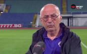 Иван Вутов: Загубихме две точки срещу Септември