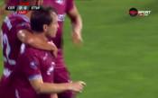 Голът на Боби Галчев срещу Етър