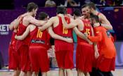 Испания е първият полуфиналист на Евробаскет 2017