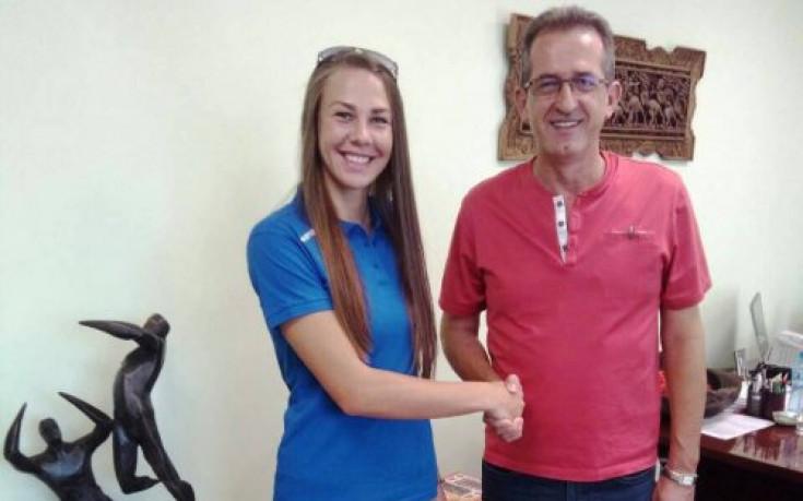 ВК Марица се подсили с българска националка