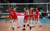 Волейболистките се справиха със Сърбия