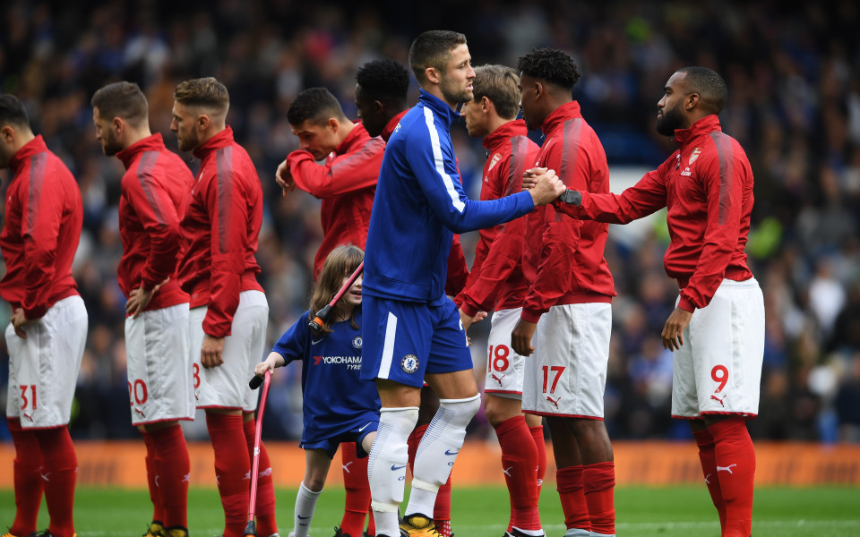 """Конте не подмина """"червената"""" серия срещу Арсенал"""