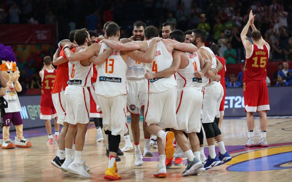 Братята Гасол помогнаха  на Испания да спечели  третото място на Евро 2017